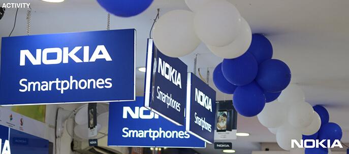Nokia Activity